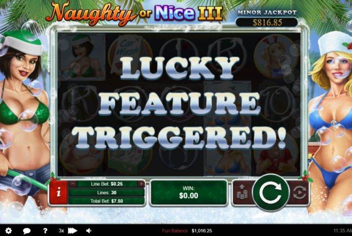 Naughty or Nice III screenshot