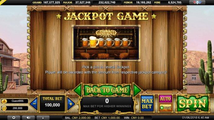 No Deposit Casino Guide image of Outlawed Gunslinger