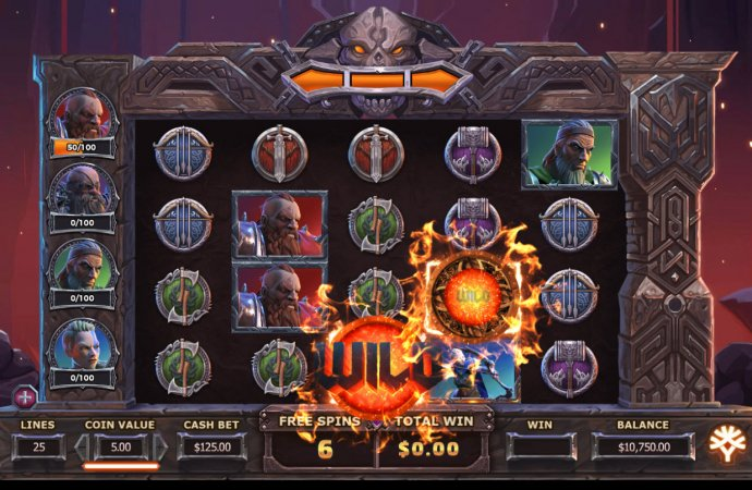 No Deposit Casino Guide image of Vikings Go To Hell