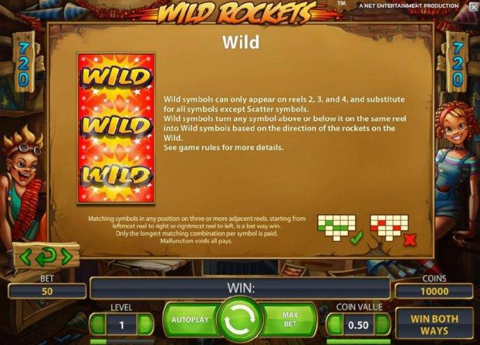 Wild Rockets by No Deposit Casino Guide