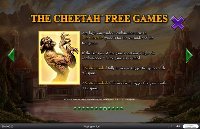 The Cheetah Free Games by No Deposit Casino Guide