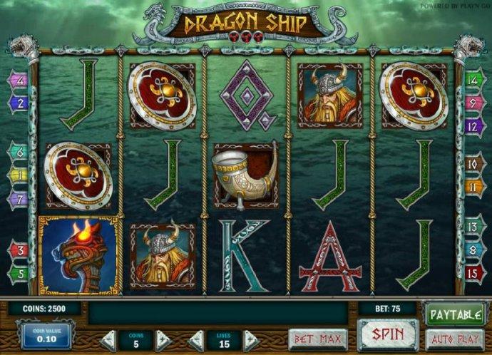 No Deposit Casino Guide image of Dragon Ship