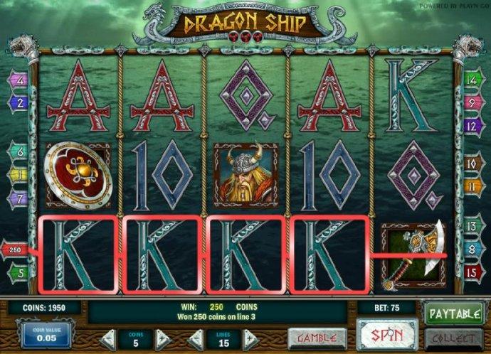 Dragon Ship by No Deposit Casino Guide