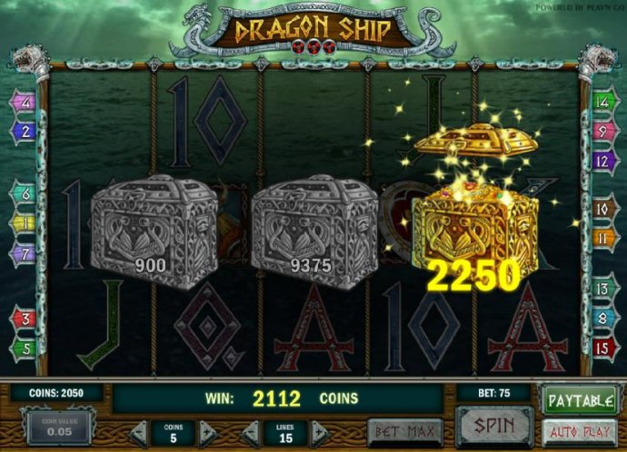 No Deposit Casino Guide - a 2250 coin big win has been awarded for the bonus feature