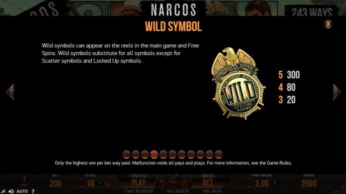 No Deposit Casino Guide - Wild Symbols Rules
