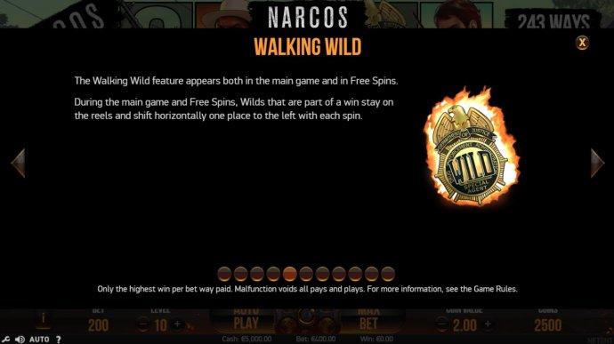 Narcos screenshot