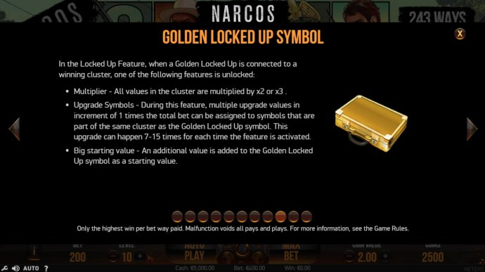 Narcos by No Deposit Casino Guide