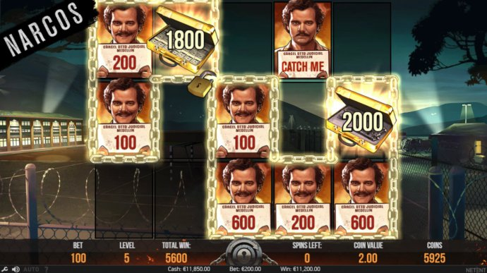 No Deposit Casino Guide image of Narcos