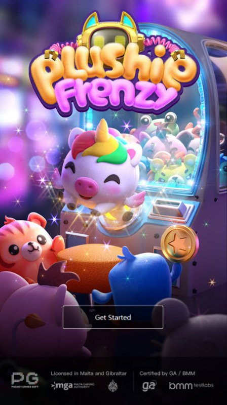 Plushie Frenzy screenshot