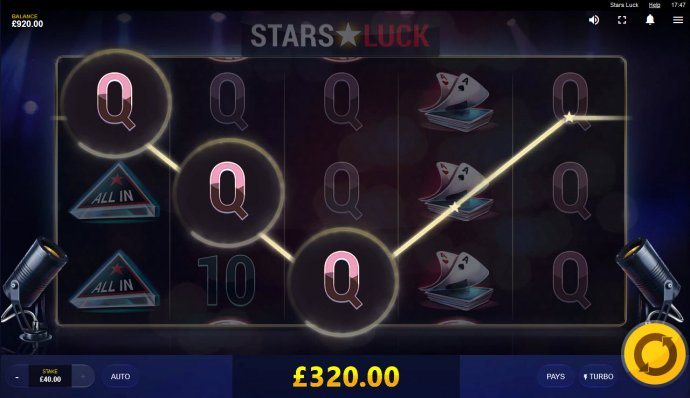 Stars Luck by No Deposit Casino Guide