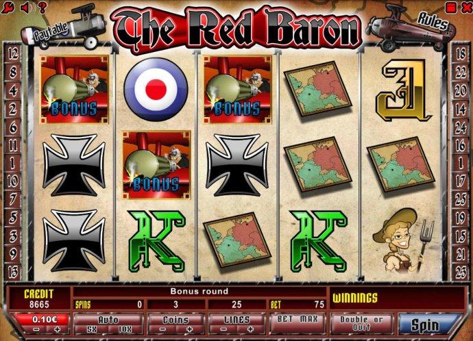 The Red Baron screenshot