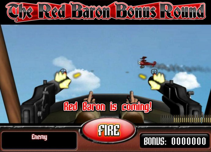 No Deposit Casino Guide image of The Red Baron