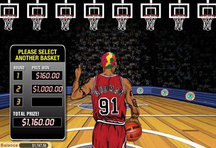 Dennis Rodman screenshot