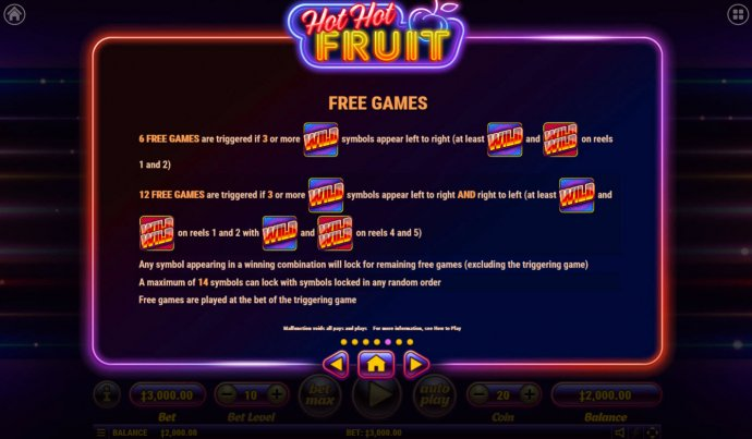 Images of Hot Hot Fruit