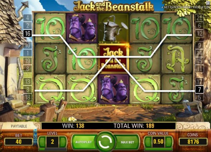 Jack and the Beanstalk by No Deposit Casino Guide