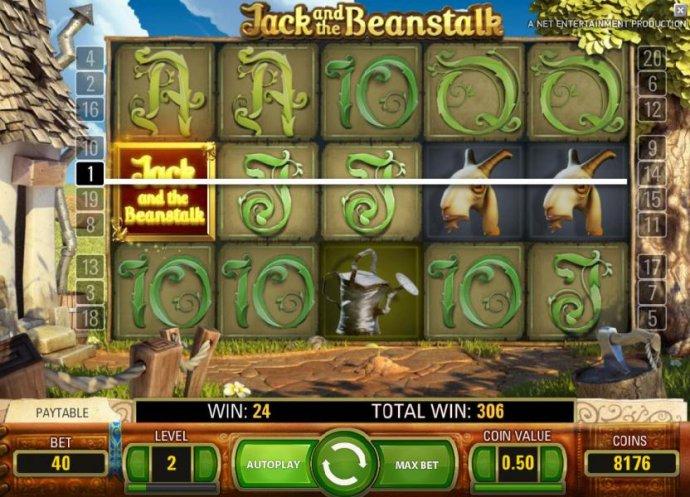 Jack and the Beanstalk screenshot