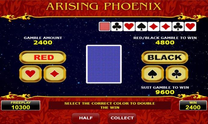 Arising Phoenix screenshot