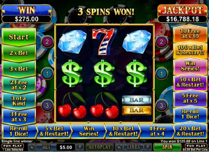 Double Ya Luck by No Deposit Casino Guide