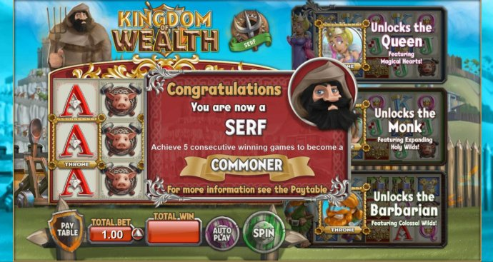 Images of Kingdom of Wealth