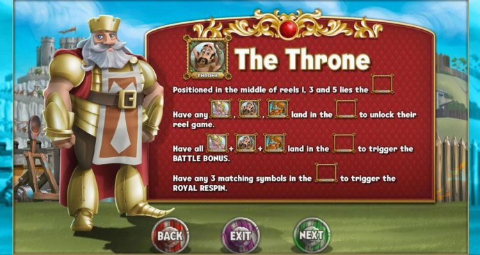 No Deposit Casino Guide - The Throne Rules