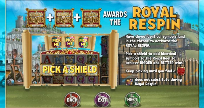 No Deposit Casino Guide - Royal Respin Game Rules