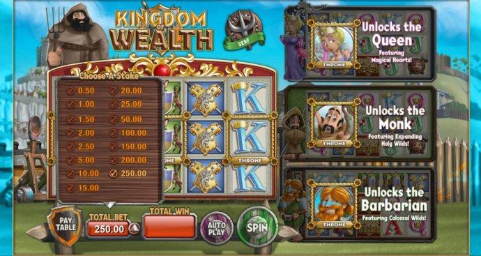 Kingdom of Wealth by No Deposit Casino Guide