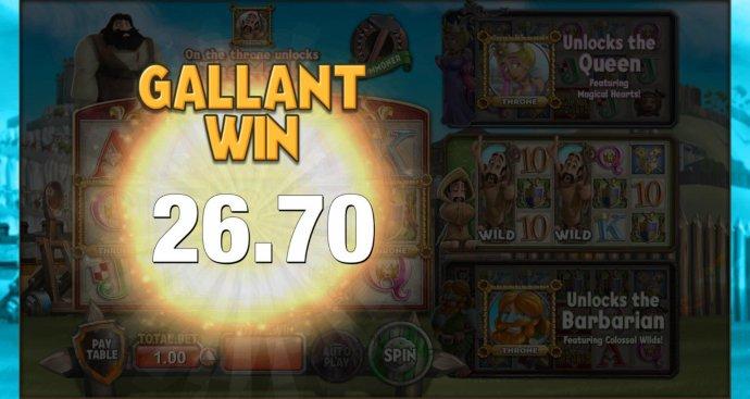 Kingdom of Wealth screenshot