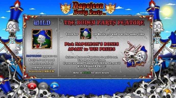 No Deposit Casino Guide image of Napoleon Boney Parts