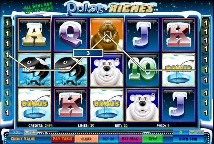 Images of Polar Riches