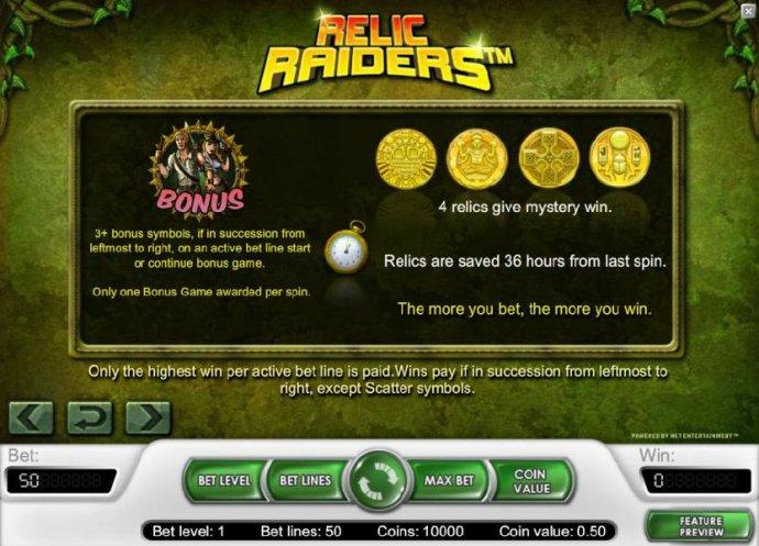 No Deposit Casino Guide - bonus feature game rules