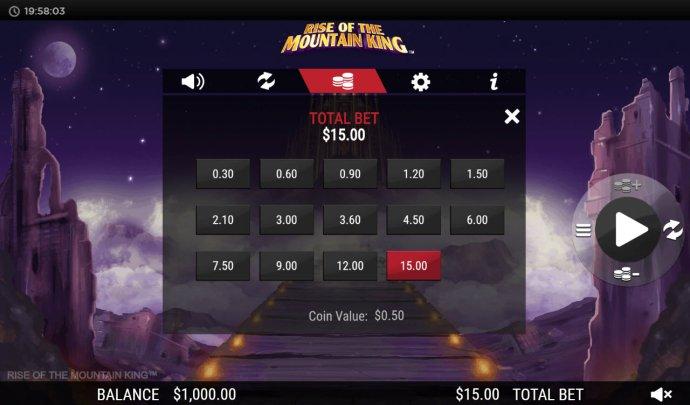 Rise of the Mountain King screenshot