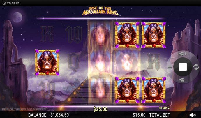 No Deposit Casino Guide image of Rise of the Mountain King