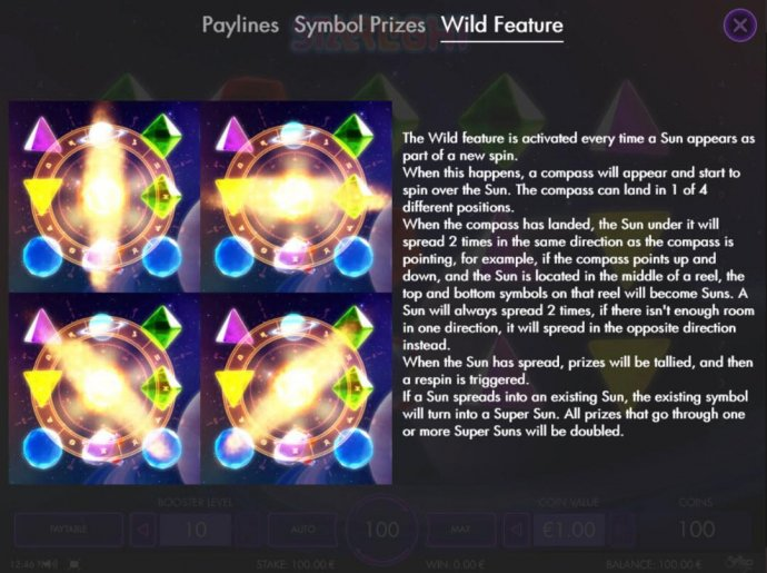 No Deposit Casino Guide image of Starlight