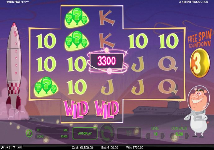 No Deposit Casino Guide image of When Pigs Fly