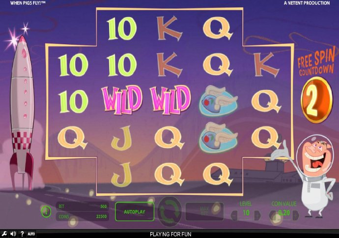 No Deposit Casino Guide - Multiple winning combinations triggers a big win!