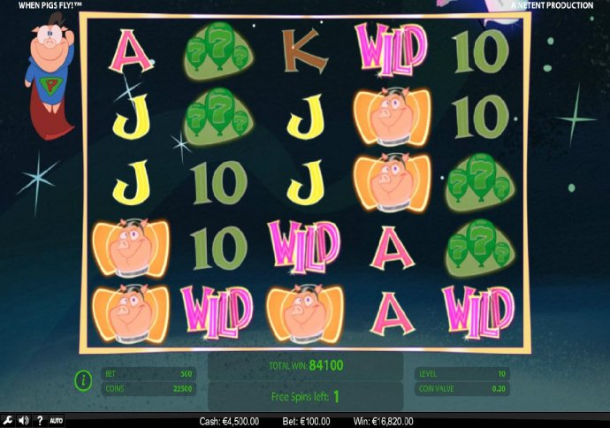 No Deposit Casino Guide - Multiple winning combinations triggers a super win during the free games feature.