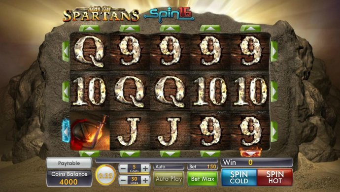 Images of Age of Spartans Spin 16