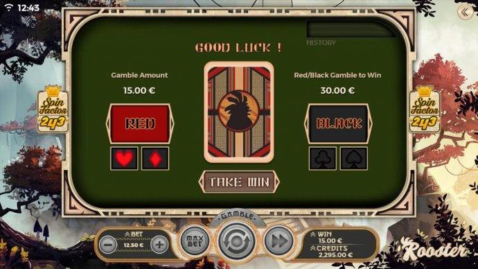 Rooster by No Deposit Casino Guide