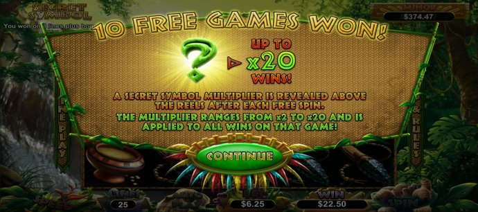 10 free games won! Up to x20 times wins! - No Deposit Casino Guide