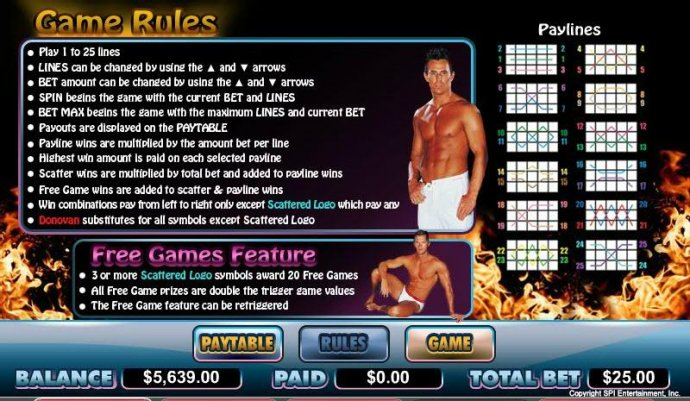 No Deposit Casino Guide image of Thunder from Down Under