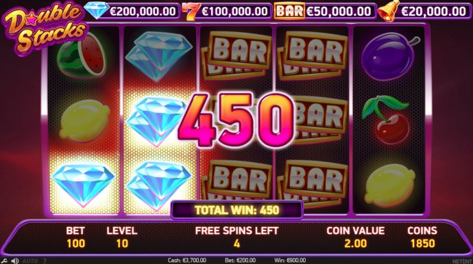Double Stacks by No Deposit Casino Guide