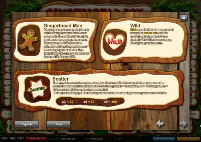 Images of Gingerbread Joy