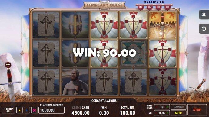Images of Templar's Quest