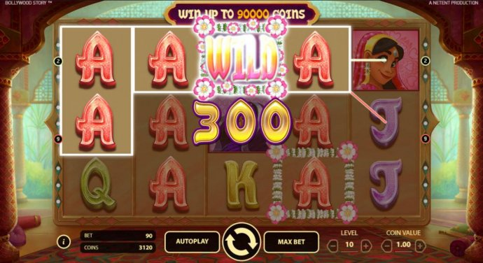 Bollywood Story by No Deposit Casino Guide