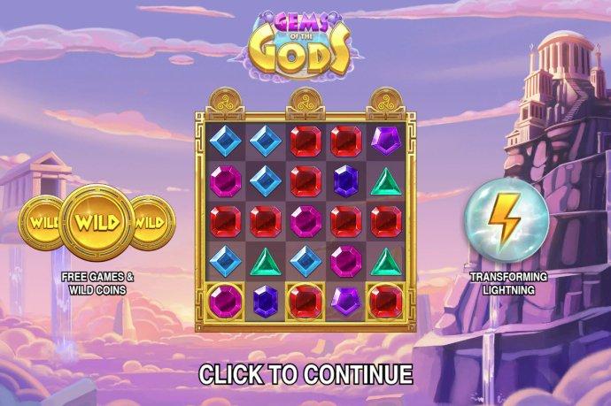 Gems of the Gods screenshot