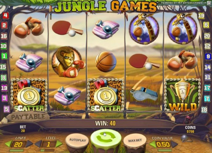 Jungle Games by No Deposit Casino Guide
