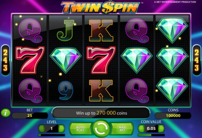 Twin Spin by No Deposit Casino Guide