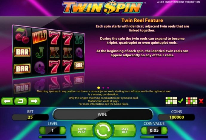 Twin Spin screenshot
