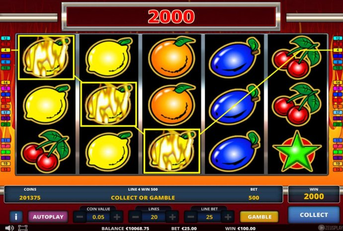 No Deposit Casino Guide image of Xtreme Red Seven