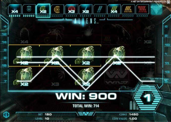Aliens screenshot